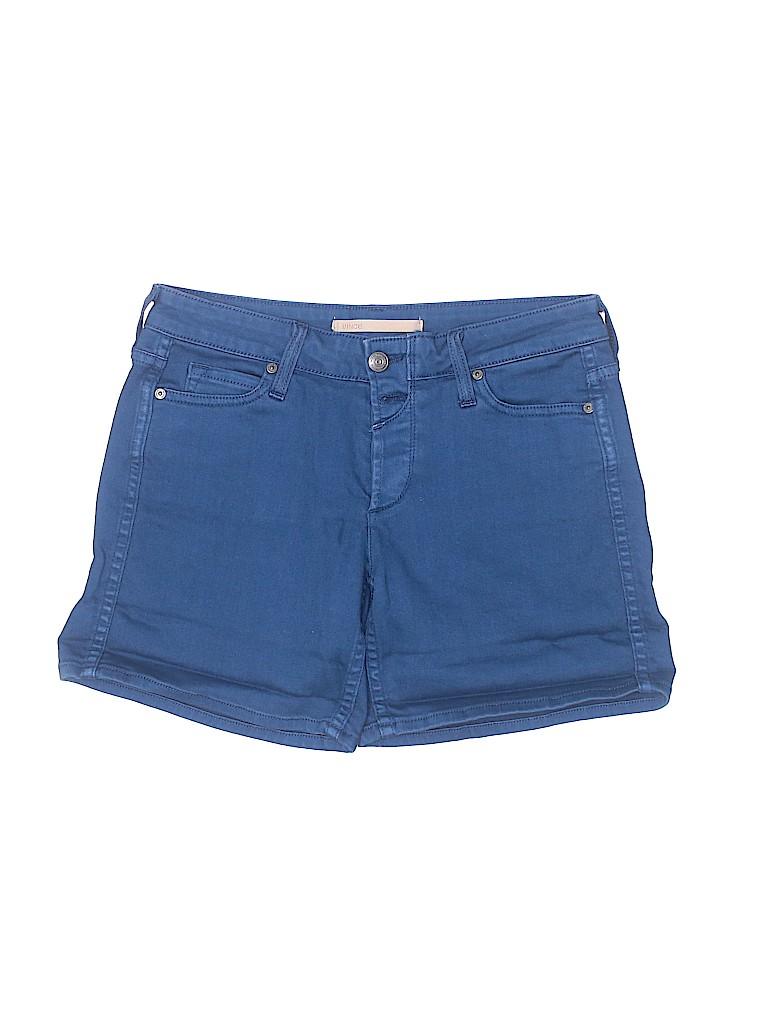 Vince. Women Denim Shorts 26 Waist