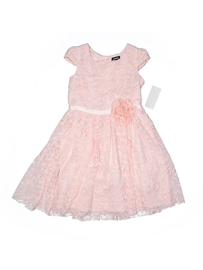 Zunie Girls Special Occasion Dress Size 6X