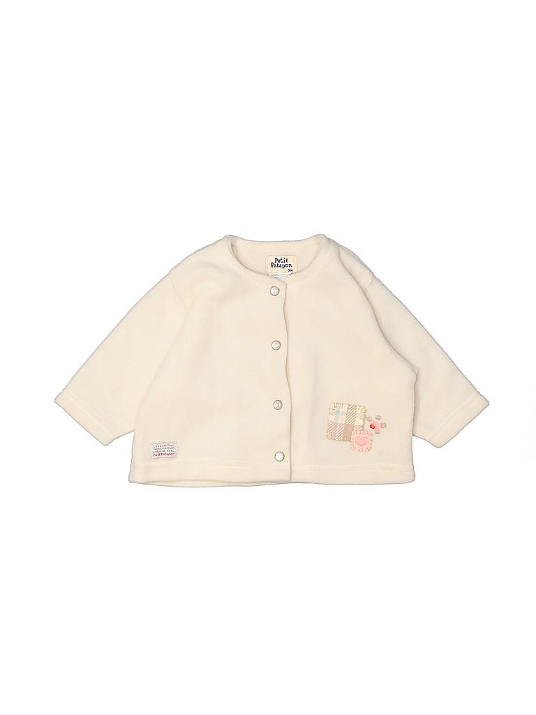 Assorted Brands Girls Fleece Jacket Size 3 mo