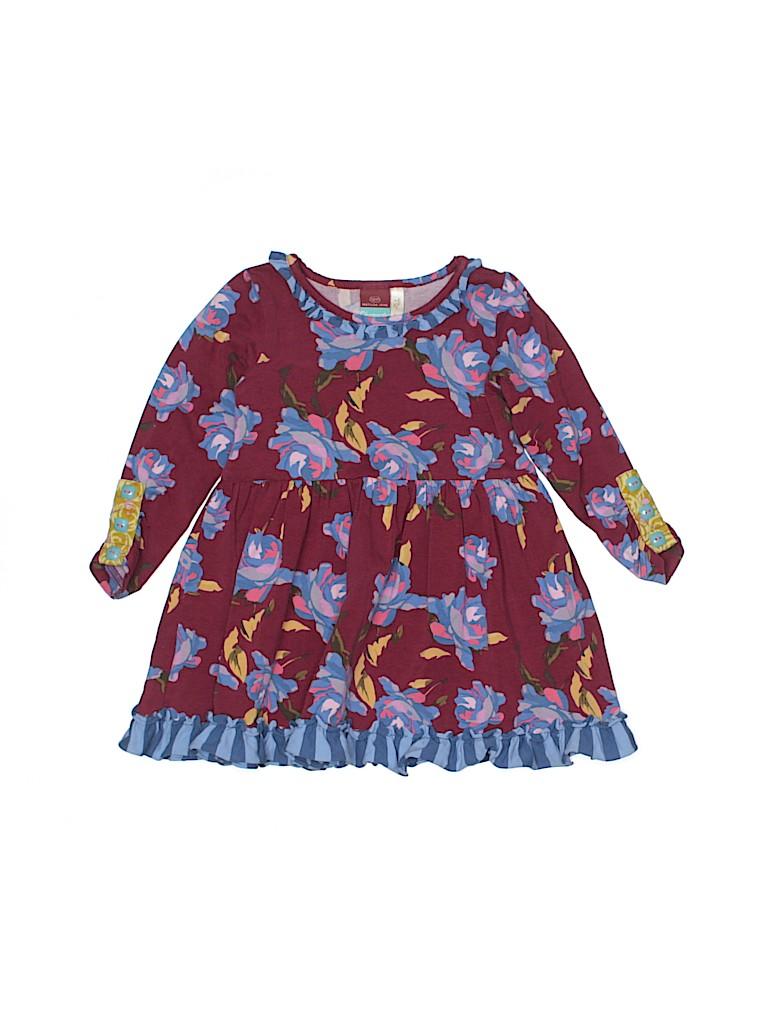 Matilda Jane Girls Dress Size 12 mo