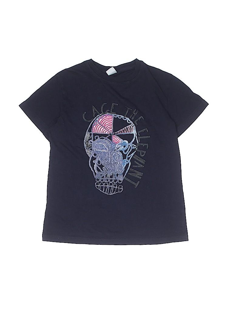 Assorted Brands Girls Short Sleeve T-Shirt Size M (Kids)