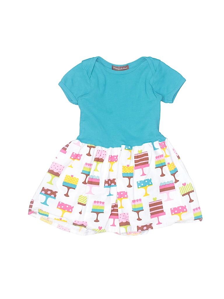 Alejandra Kearl Girls Dress Size 12-18 mo