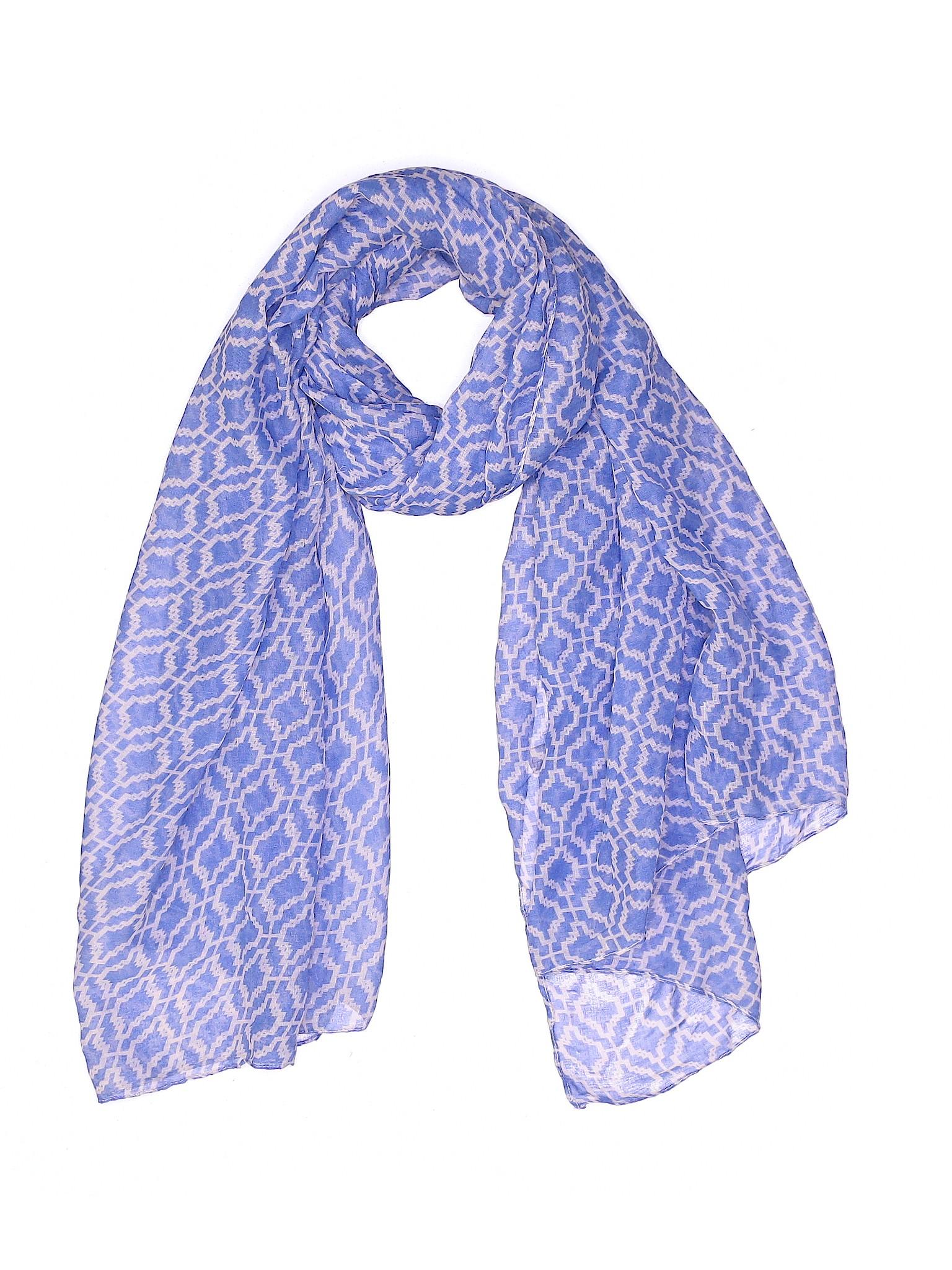 Francesca/'s Womens Scarf Neck Wrap Purple NWT