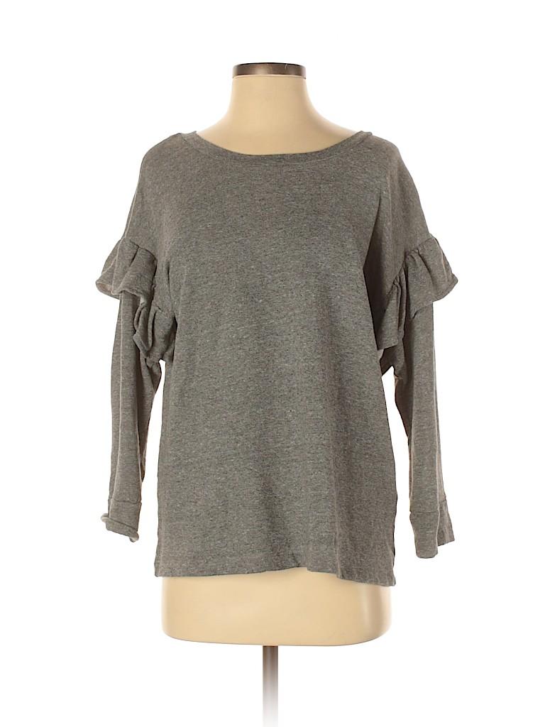 Current/Elliott Women Sweatshirt Size 0
