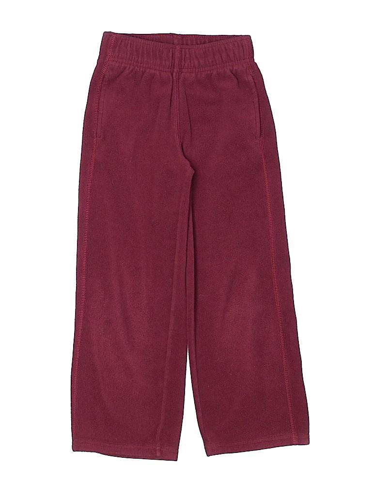 Gymboree Boys Fleece Pants Size 6