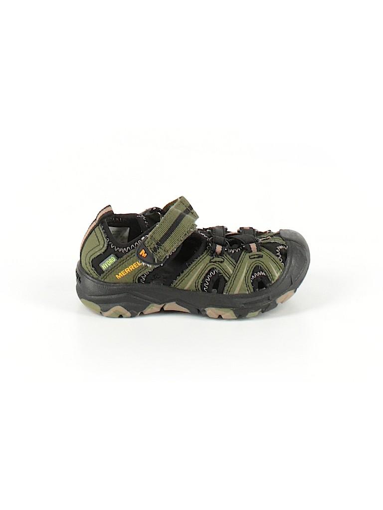 Merrell Boys Sandals Size 9