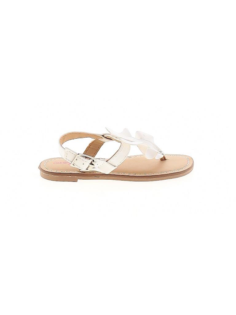 Cat & Jack Girls Sandals Size 7