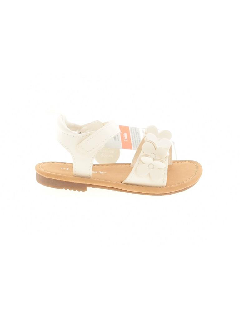 Carter's Girls Sandals Size 7