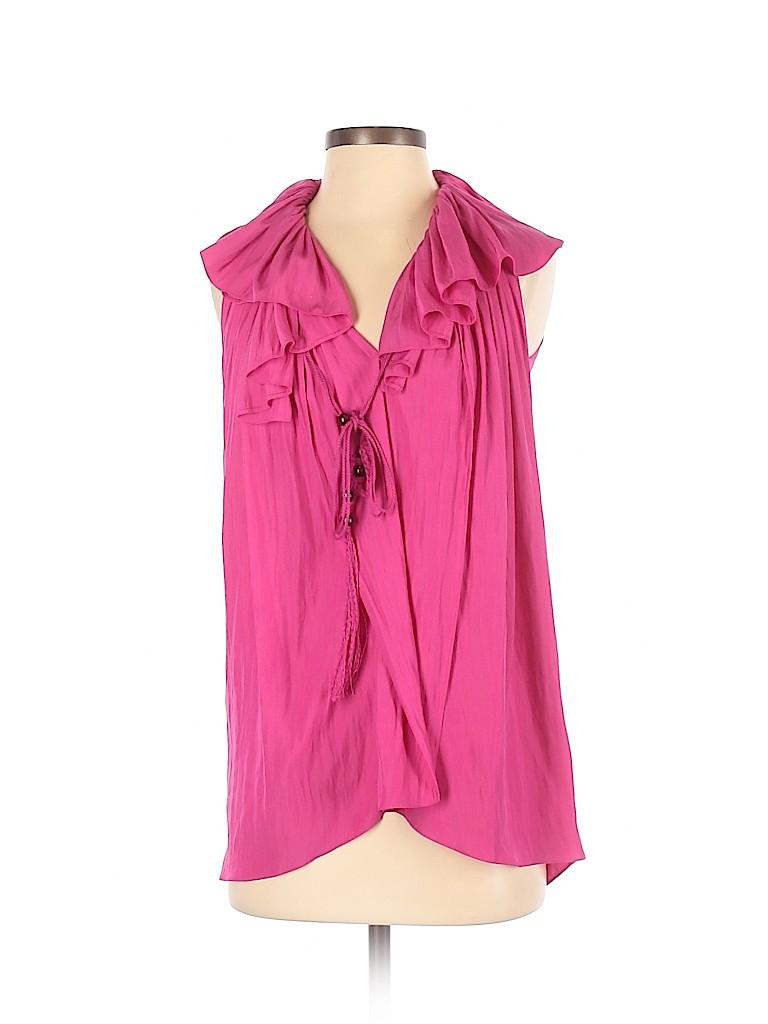 Lanvin Women Sleeveless Blouse Size 36 (FR)