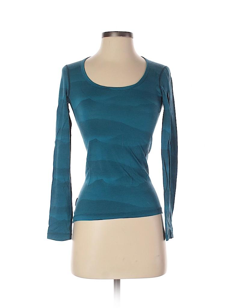 Icebreaker New Zealand Merino Women Active T-Shirt Size XS