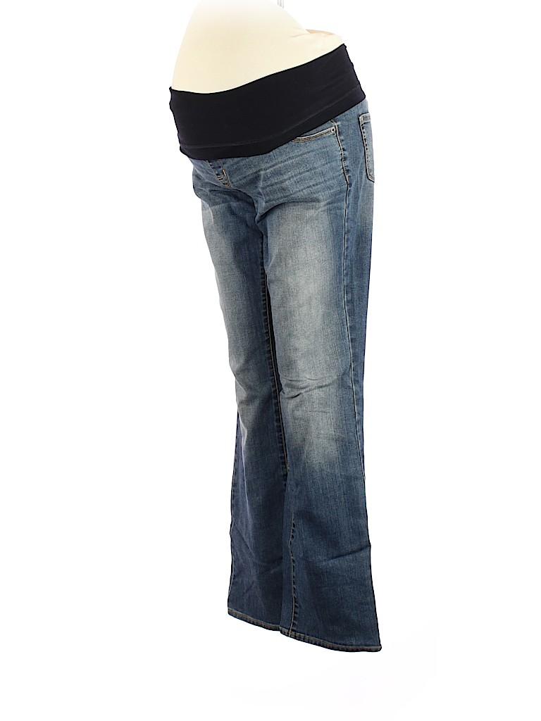 Liz Lange Maternity for Target Women Jeans Size 8 (Maternity)