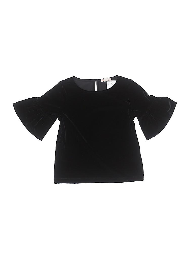 Crewcuts Girls Short Sleeve Top Size 4