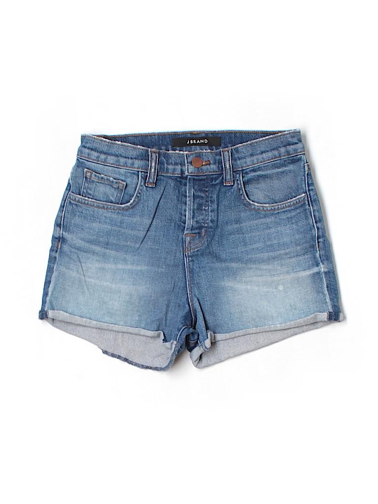 J Brand Women Denim Shorts 25 Waist