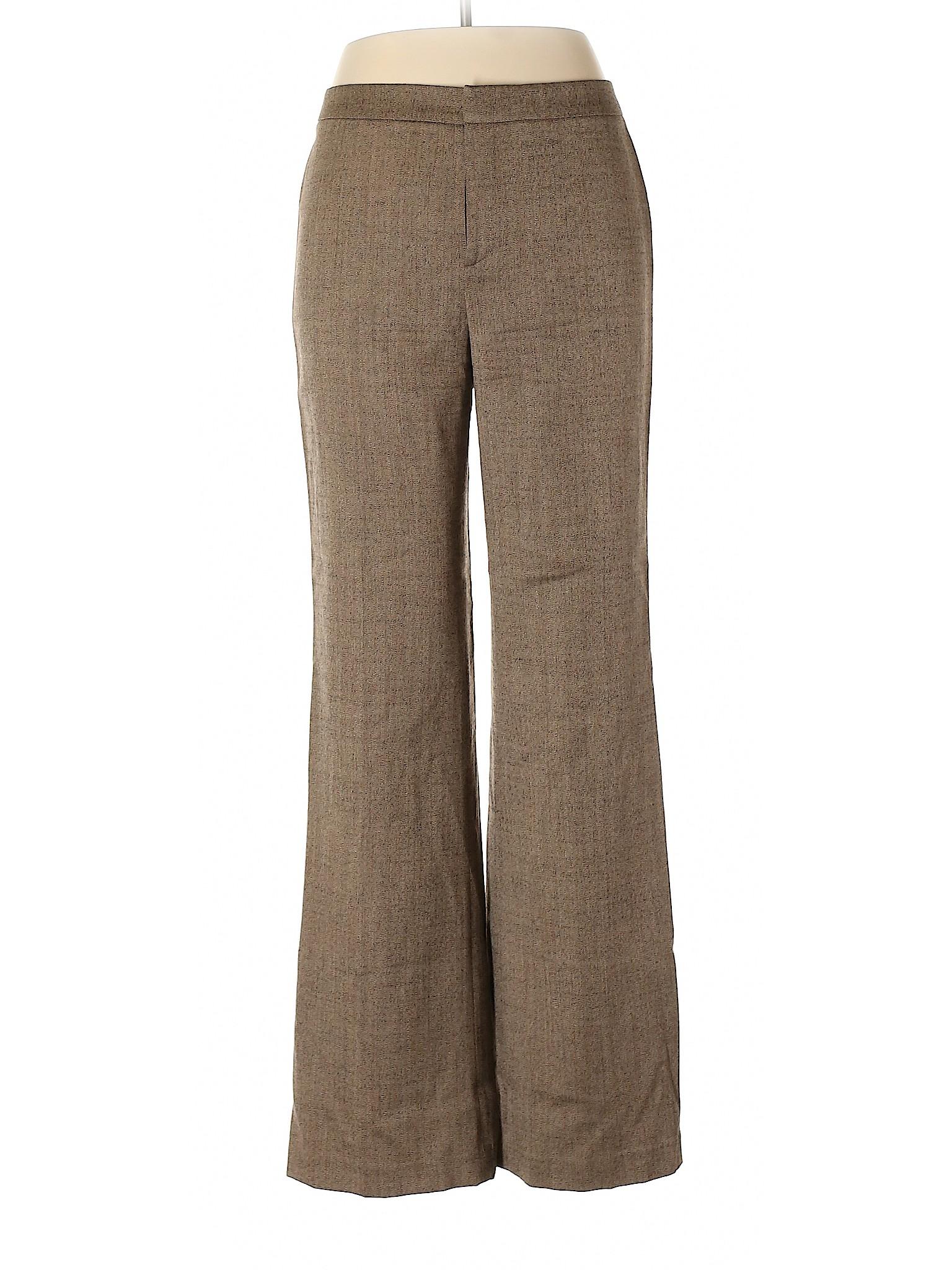 Dana Buchman Womens Brown// Black~1X to 3X Pants~$60~NWT