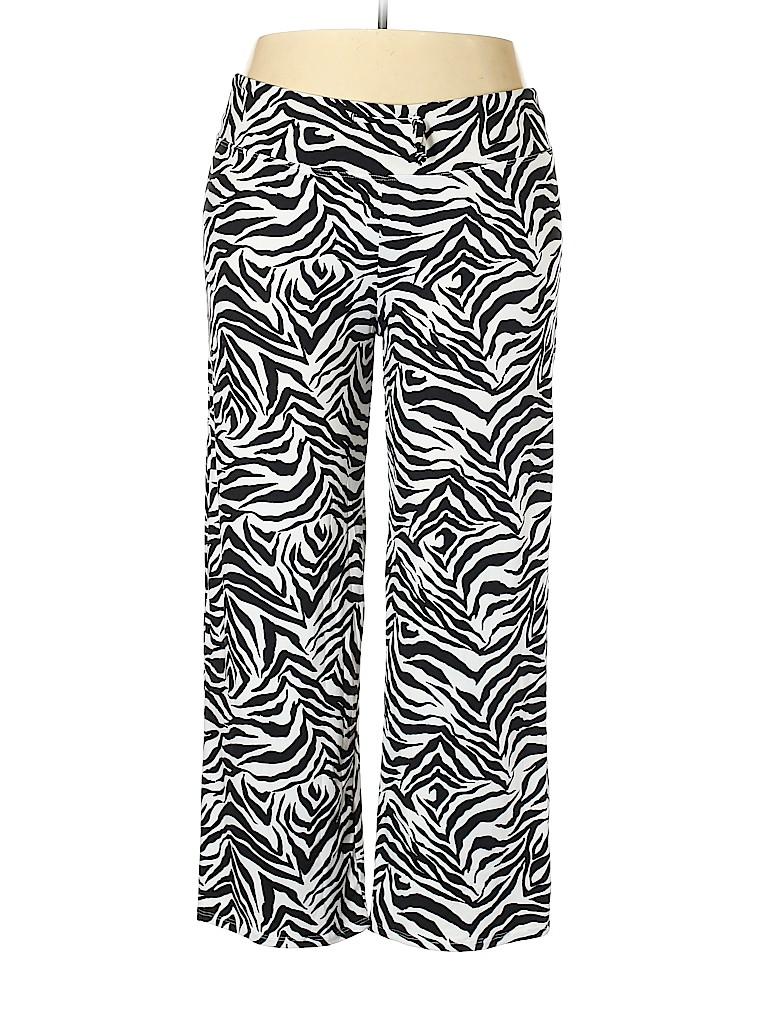 Unbranded Women Casual Pants Size 3X (Plus)