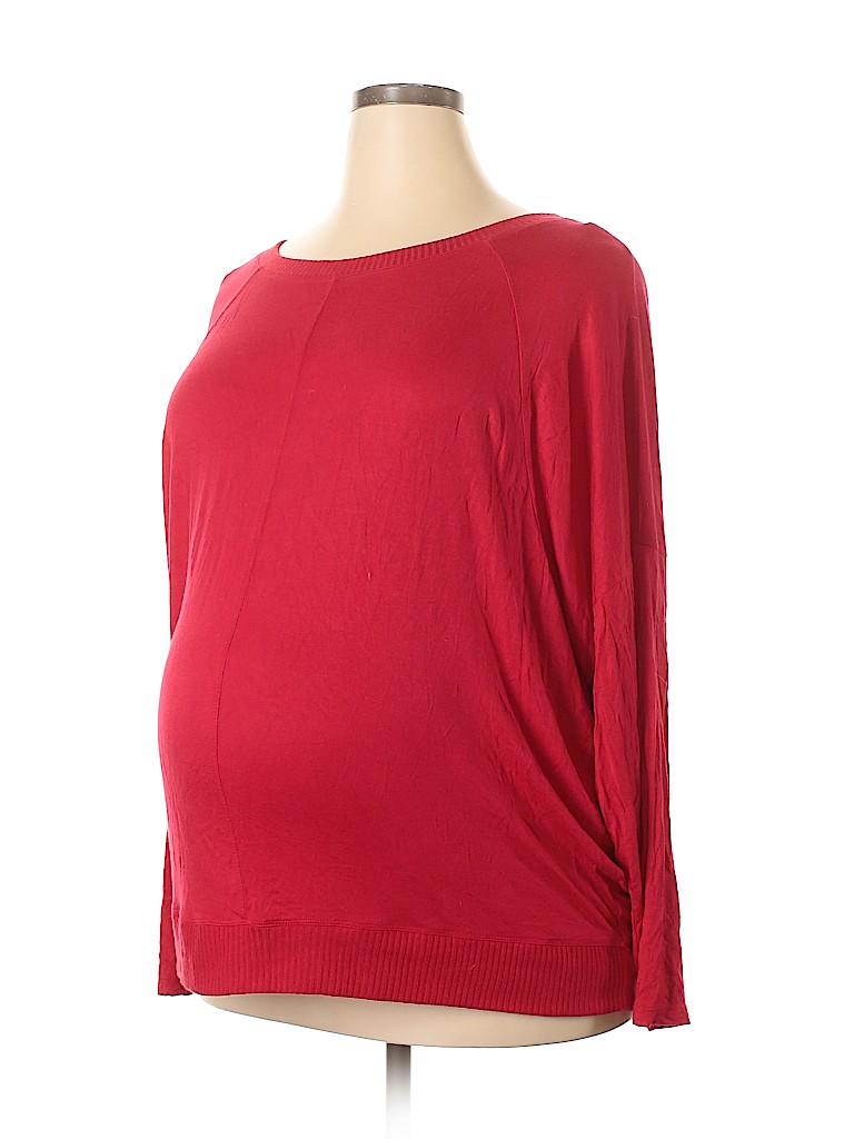 Lane Bryant Women Pullover Sweater Size 22 - 24 Maternity (Plus)