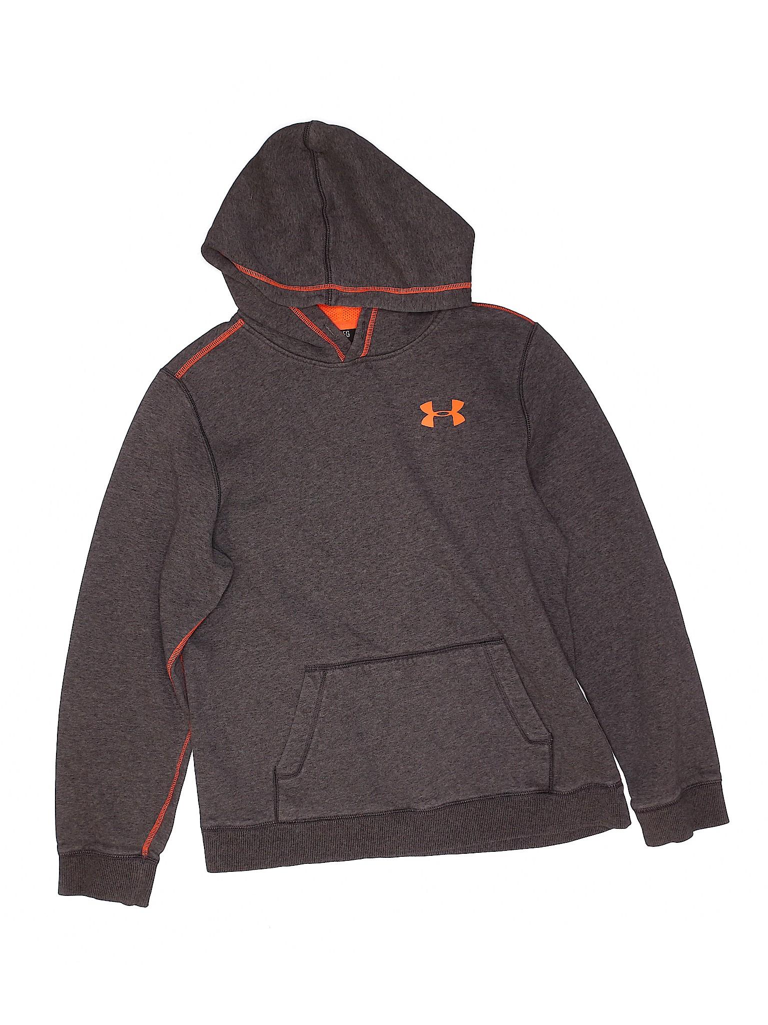 boys xl under armour hoodie