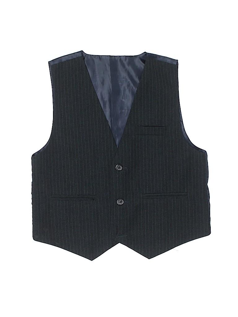 Unbranded Boys Tuxedo Vest Size 10