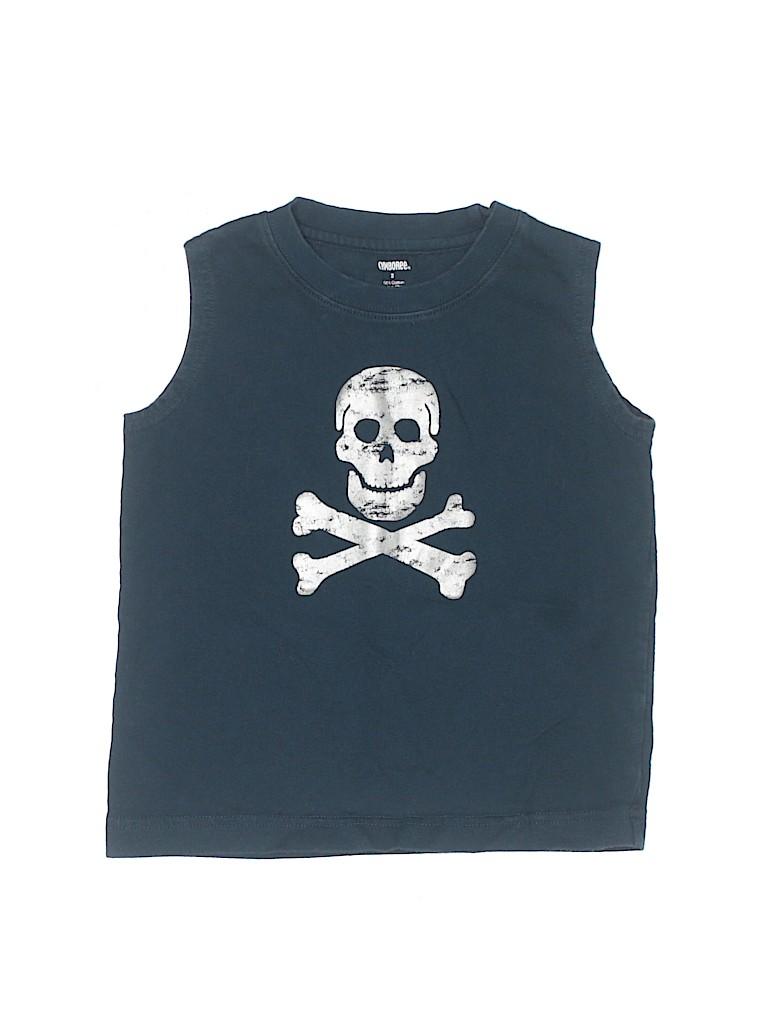 Gymboree Boys Sleeveless T-Shirt Size 3