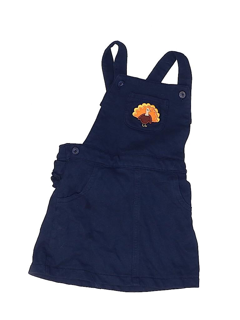 Carter's Girls Overall Dress Size 18 mo