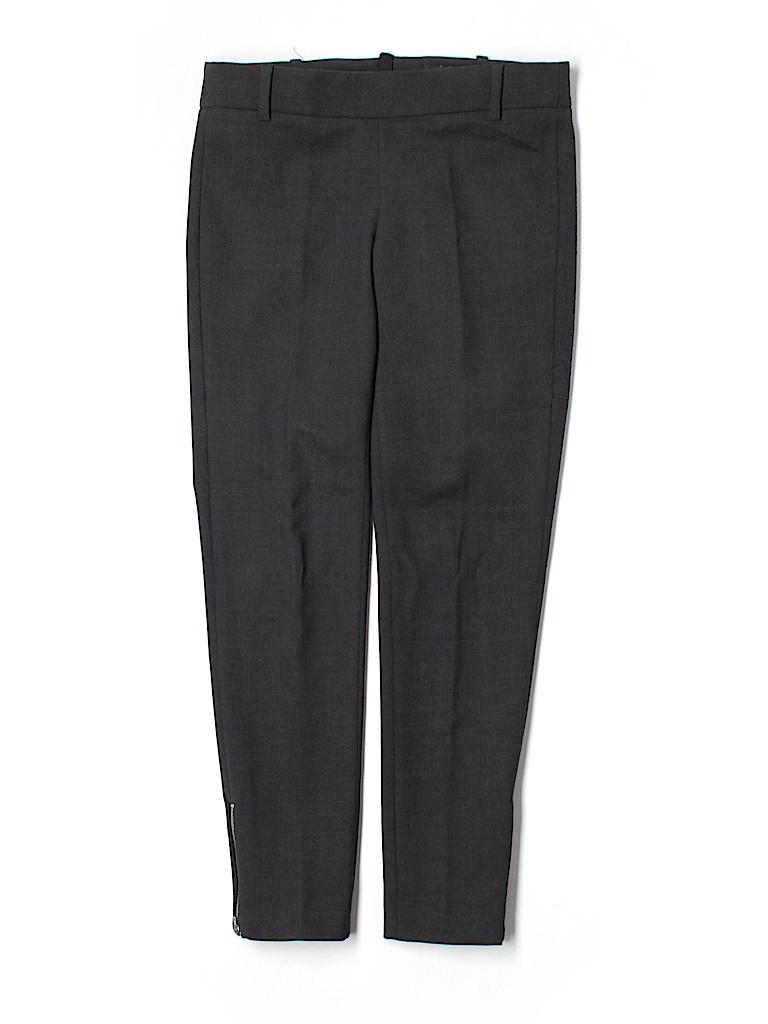 J. Crew Collection Women Wool Pants Size 00