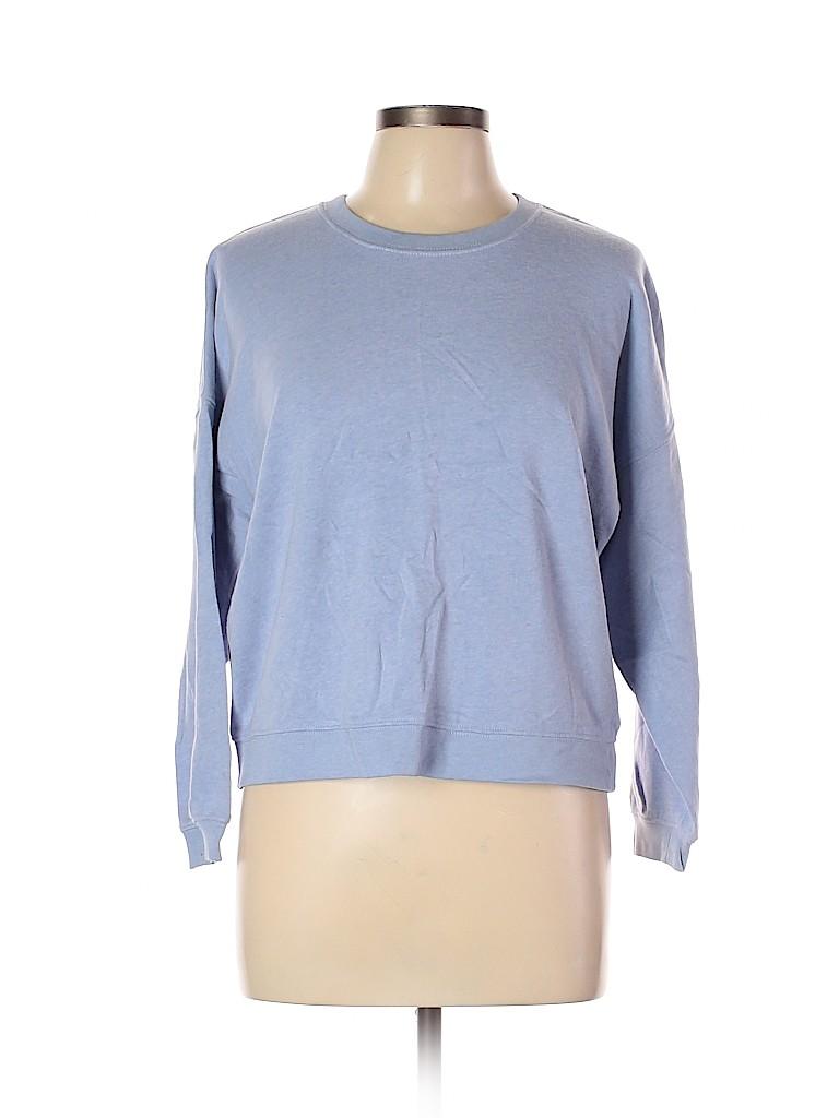 J. Crew Women Sweatshirt Size L