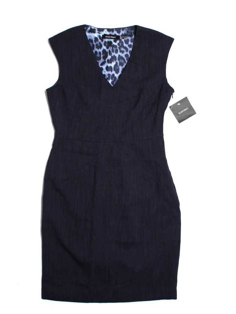 Ellen Tracy Women Casual Dress Size 8