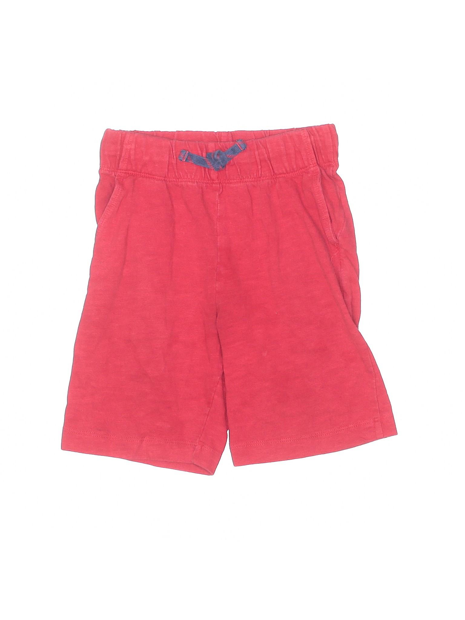 Miles Baby Boys Check Shorts Sizes 6M-4
