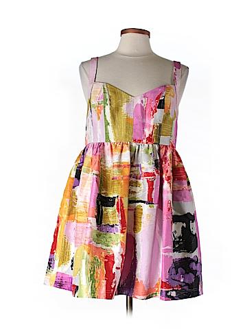 Ali Ro Silk Dress Size 12