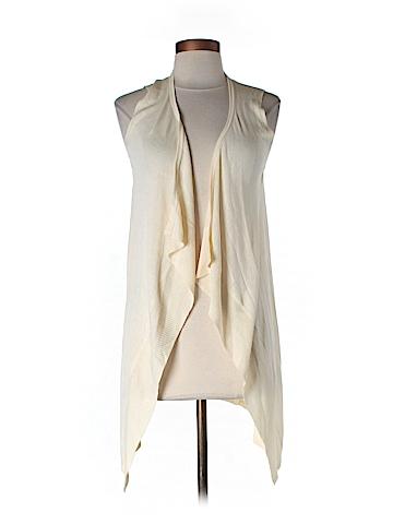 Calvin Klein Silk Cardigan Size S