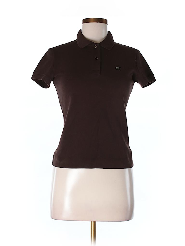 lacoste short sleeve polo 79 off only on thredup. Black Bedroom Furniture Sets. Home Design Ideas