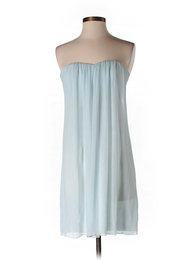 Alice + olivia Women Silk Dress Size 4