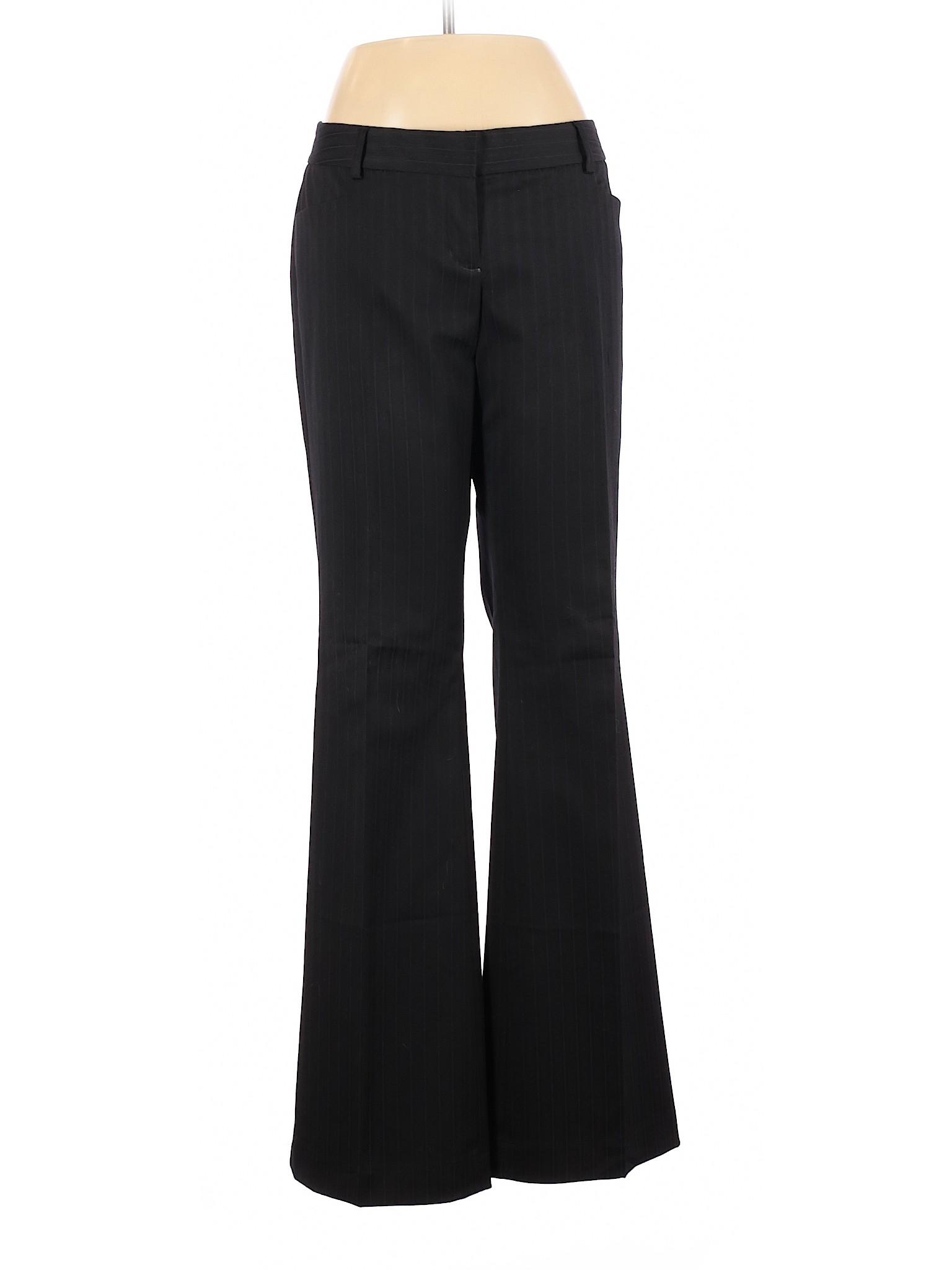 Express Design Studio Women Black Dress Pants 10 Ebay