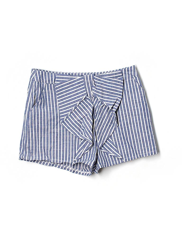 Blue Rain Women Shorts Size M