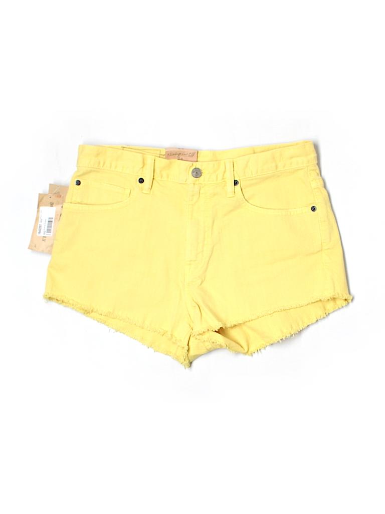 Denim & Supply Ralph Lauren Women Denim Shorts 28 Waist