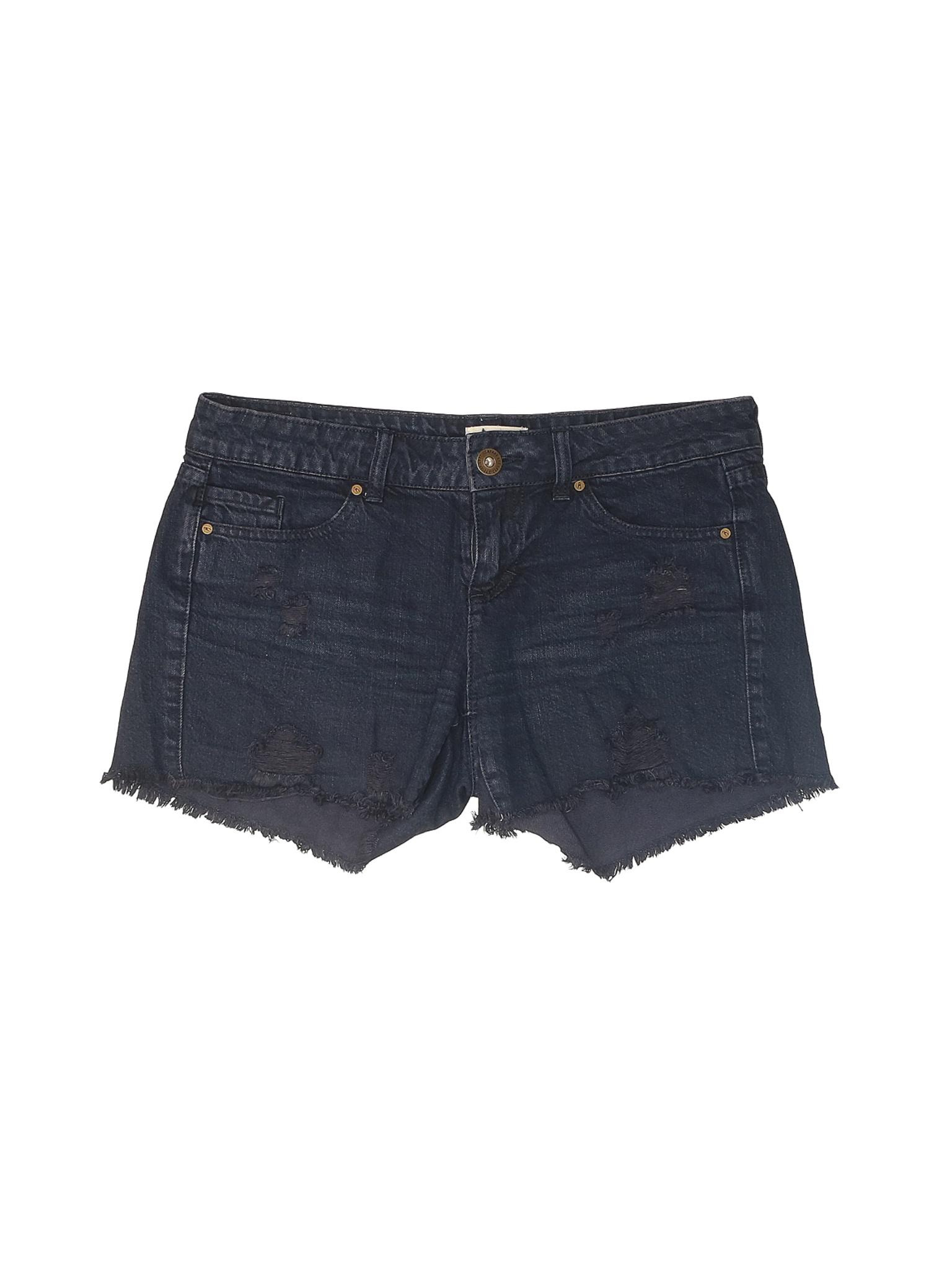 Download O'Neill Women Blue Denim Shorts 9   eBay