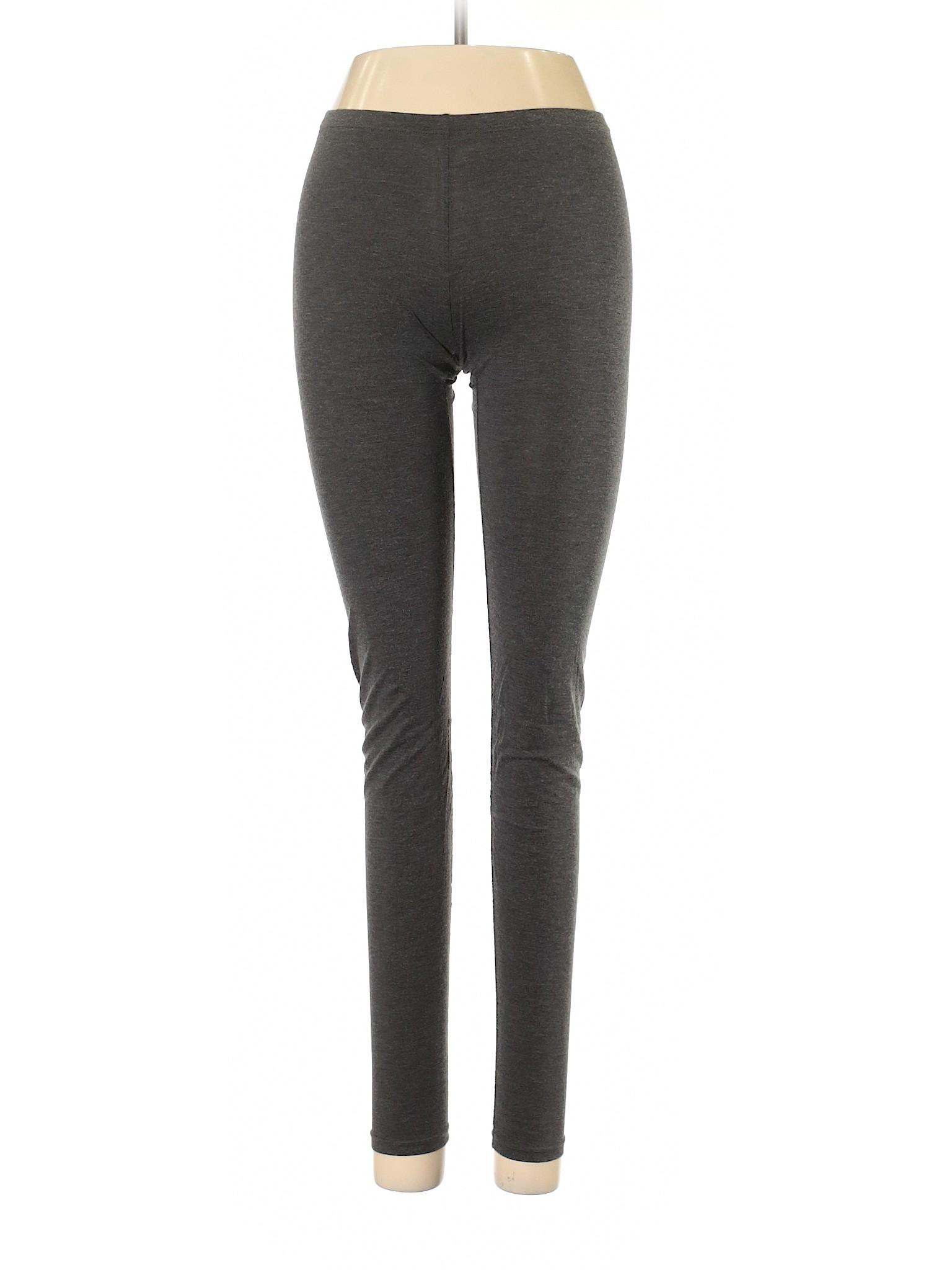 Uniqlo Women Gray Leggings S Ebay
