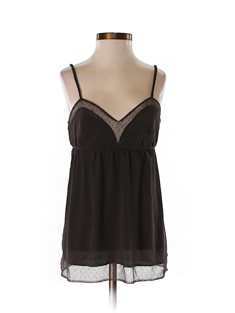 Calypso St. Barth Women Sleeveless Silk Top Size XXS