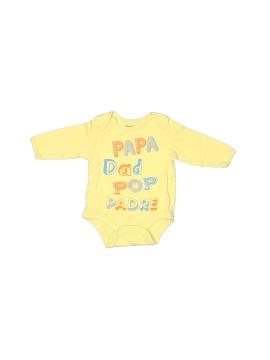 Baby Gap Long Sleeve Onesie - front