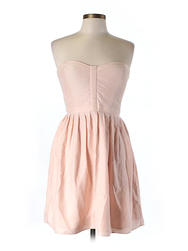 Parker Women Silk Dress Size L