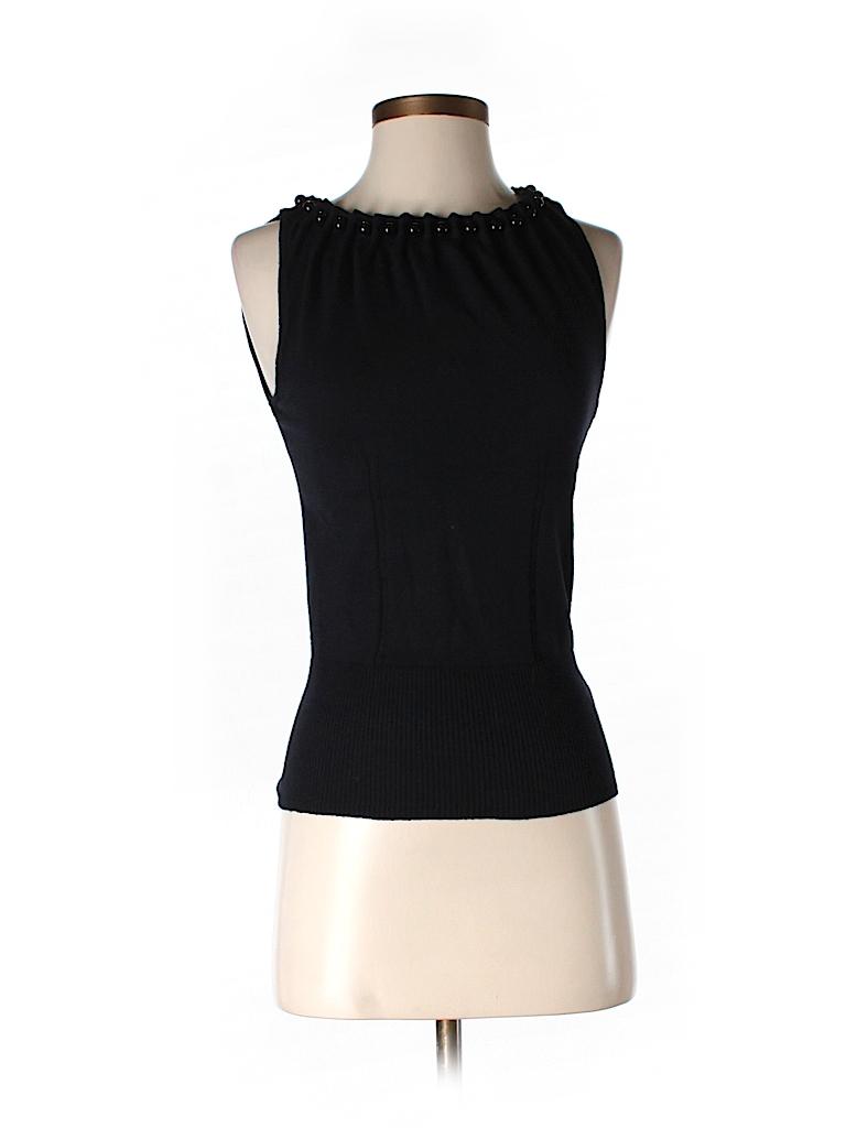 Milly Women Sleeveless Top Size Sm (P)