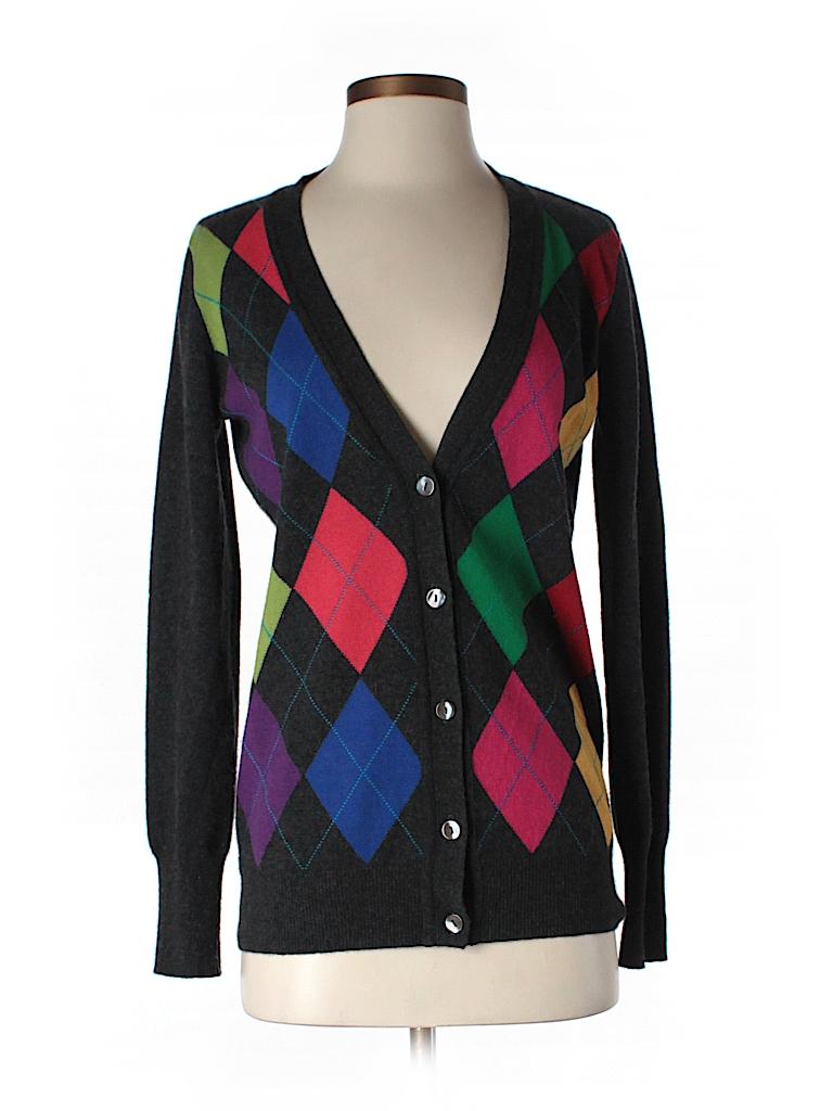 Autumn Cashmere Women Cashmere Cardigan Size XS