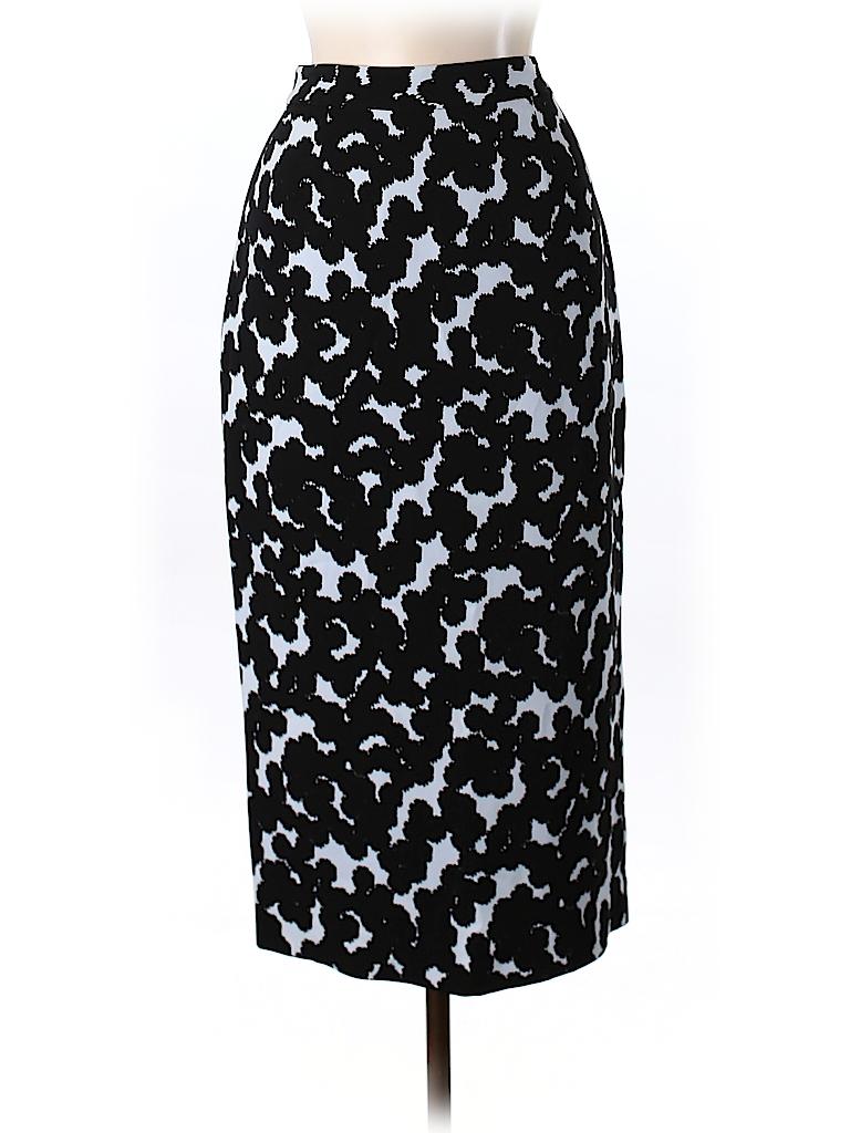 A.L.C. Women Silk Skirt Size 6