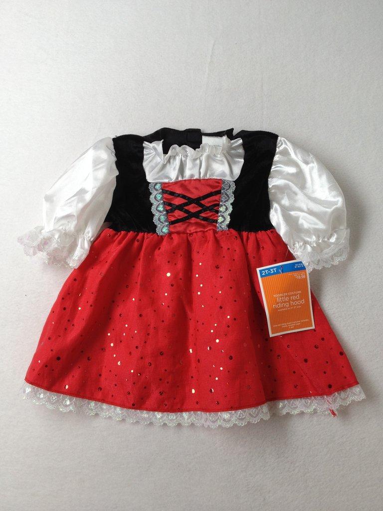 Target Girls Costume Size 2T