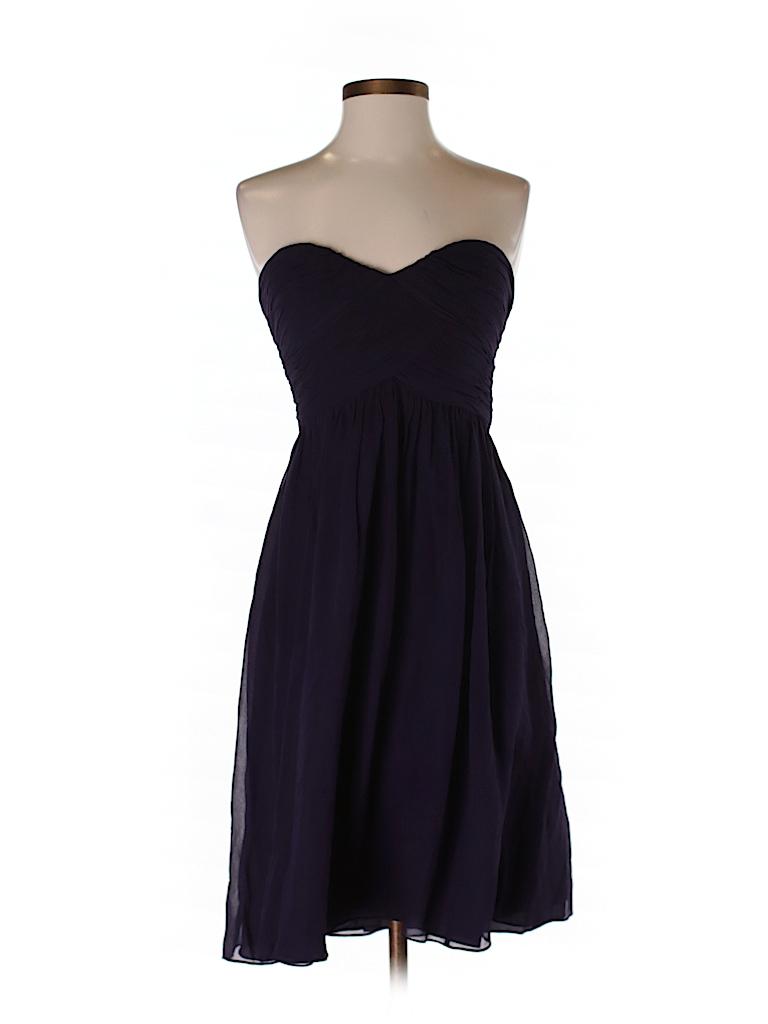 Donna Morgan Women Silk Dress Size S