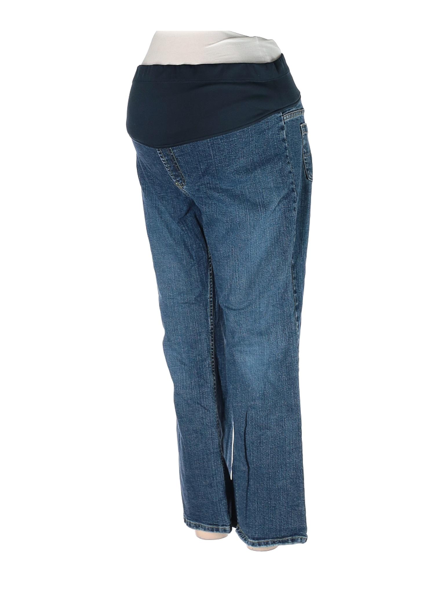 Old Navy Blue Jeans Maternidad L Para Mujer Ebay