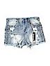 Blank NYC Women Denim Shorts 27 Waist