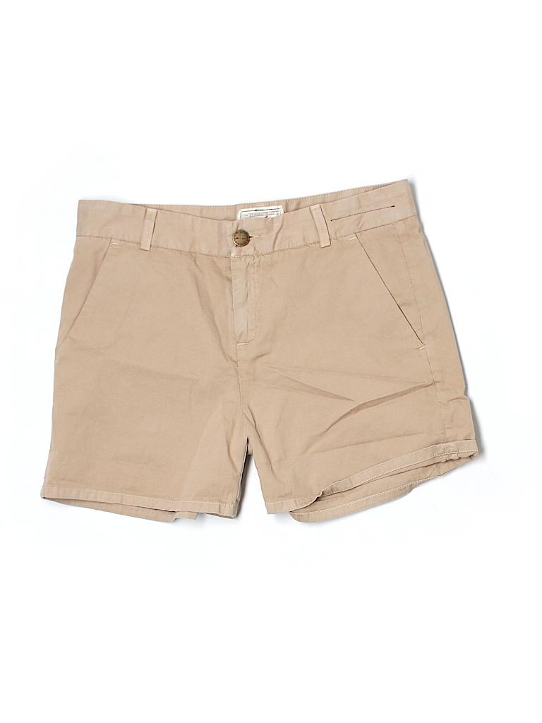 Current/Elliott Women Khaki Shorts 27 Waist