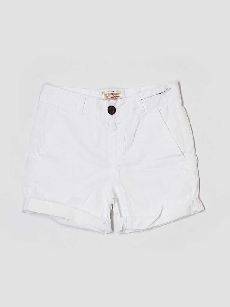 Current/Elliott Women Khaki Shorts 23 Waist