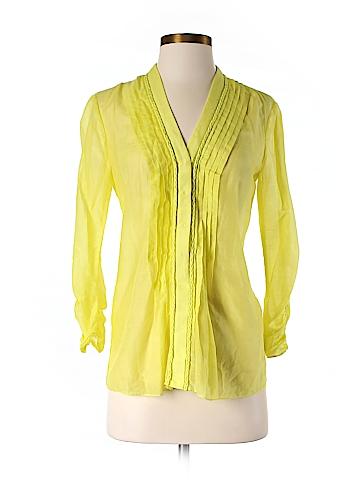 T Tahari 3/4 Sleeve Blouse Size XS